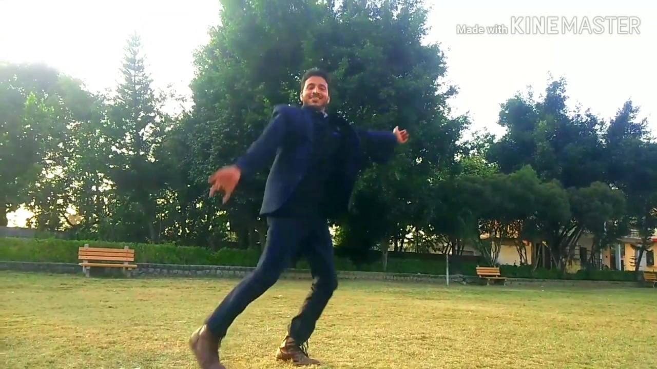 Morni  banke  dance  video  by  Kangra  dancer  Anil