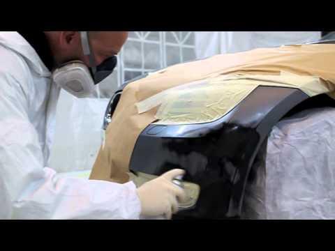 Automotive Repair Systems – Bumper Repair