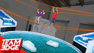 Survive the Tightrope Course! | Larger Than Life!