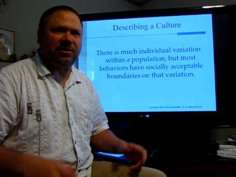 Cultural Anthropology - Chapter 2 Lecture
