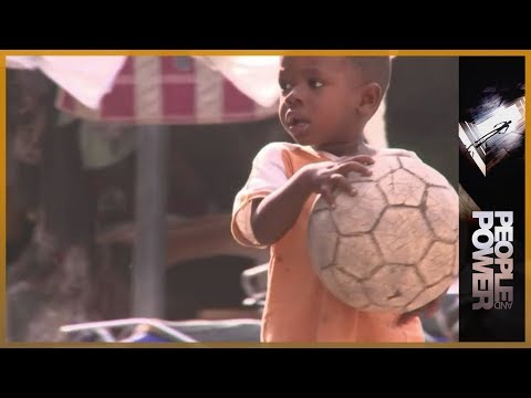 People & Power - Slaves to football