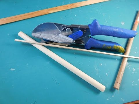 Tools for making Dollhouse Miniatures- The Easy Cutter