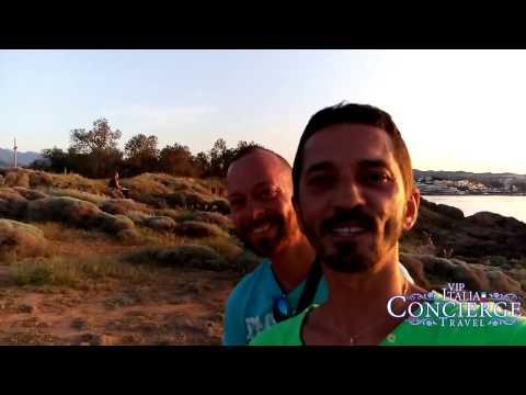 Spiaggia Creta VIP Italia Concierge - cod-aa1
