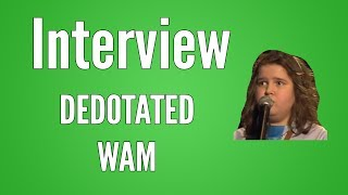 Interviewing SuperKai64! (DEDOTATED WAM GUY)