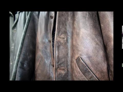 wilsons vs m julian Dean Winchester leather Jacket