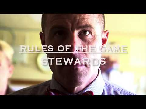 RULES OF THE GAME | STEWARDS