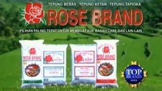 Iklan Tepung Beras Rose Brand