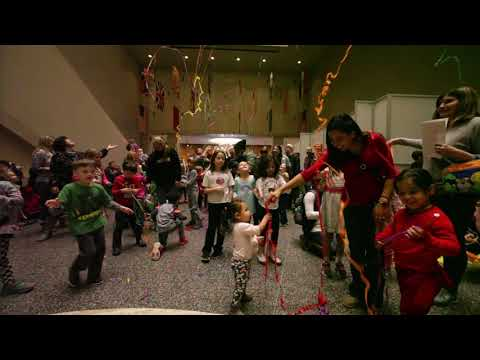 An early New Year's Eve 2018 celebration for kids at The State Museum of Pennsylvania