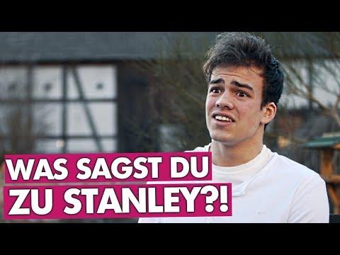 WAS sagt er zu STANLEY?!   Krass Klassenfahrt