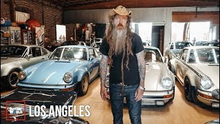 #DrivewayGoals: Magnus Walker's Ultimate Porsche Collection