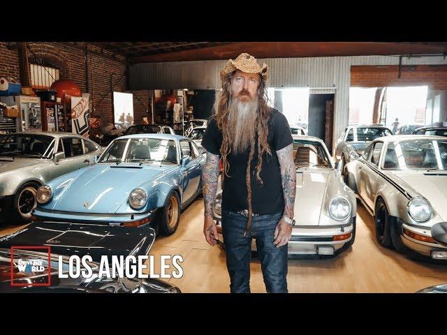 #DrivewayGoals: Magnus Walker's Ultimate Porsche Collection