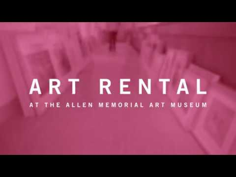 Art Rental at the Allen