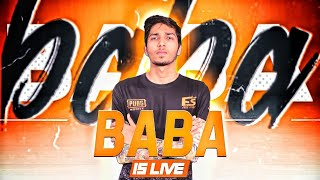 FSBABA IS LIVE | ROAD TO 80K  | PUBG MOBILE