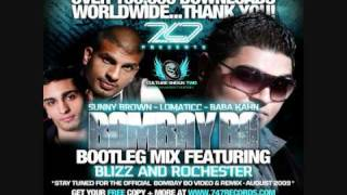 NEW Bombay Bo Bootleg Mix Baba Kahn Lomaticc Sunny Brown Blizz & Rochester CS2 Sept 23
