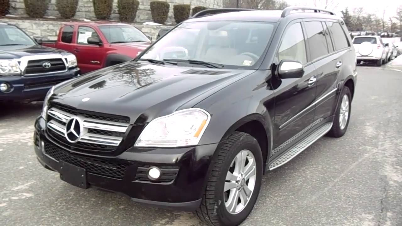 2009 Mercedesbenz Gl450 For Saleloaded!  Youtube