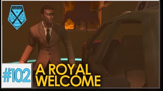 Xcom: War Within - Live And Impossible S2 #102: A Royal Welcome
