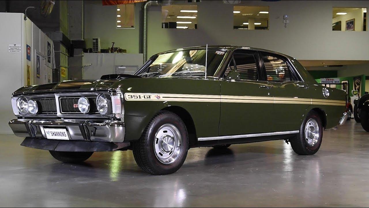 1971 Ford Falcon XY GT-HO Phase III Sedan - 2018 Shannons Sydney Spring Classic Auction
