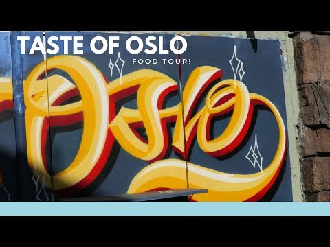 Oslo, Norway 🇳🇴 April 2018 - Taste of Oslo, Walking Tour