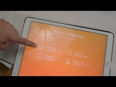Hands-on: Classroom 2.0 for iPad