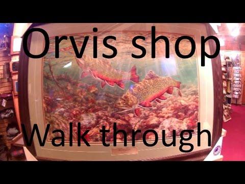 A very  beautiful trip to Pine creek and Slate Run orvis fly shop walk through