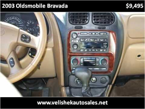 2003 oldsmobile bravada available from velishek auto sales inc youtube youtube