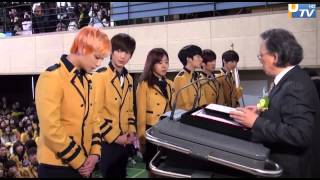 Repeat youtube video [UPTV] BOYFRIEND Youngmin, Kwangmin, Minwoo Graduation cut