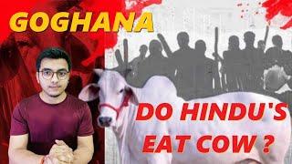 गोघना क्या है ? || Do Hindu Eat Cow ? || Cow Slaughter in Vedic Period || By Amit Rajput