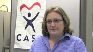 Maine CASA interviews Danylle Carson
