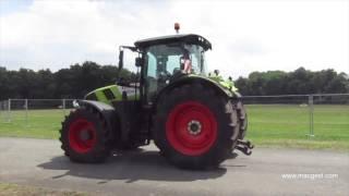 I trattori di Claas