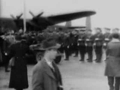 Churchill, Stalin and Roosevelt meet in Yalta