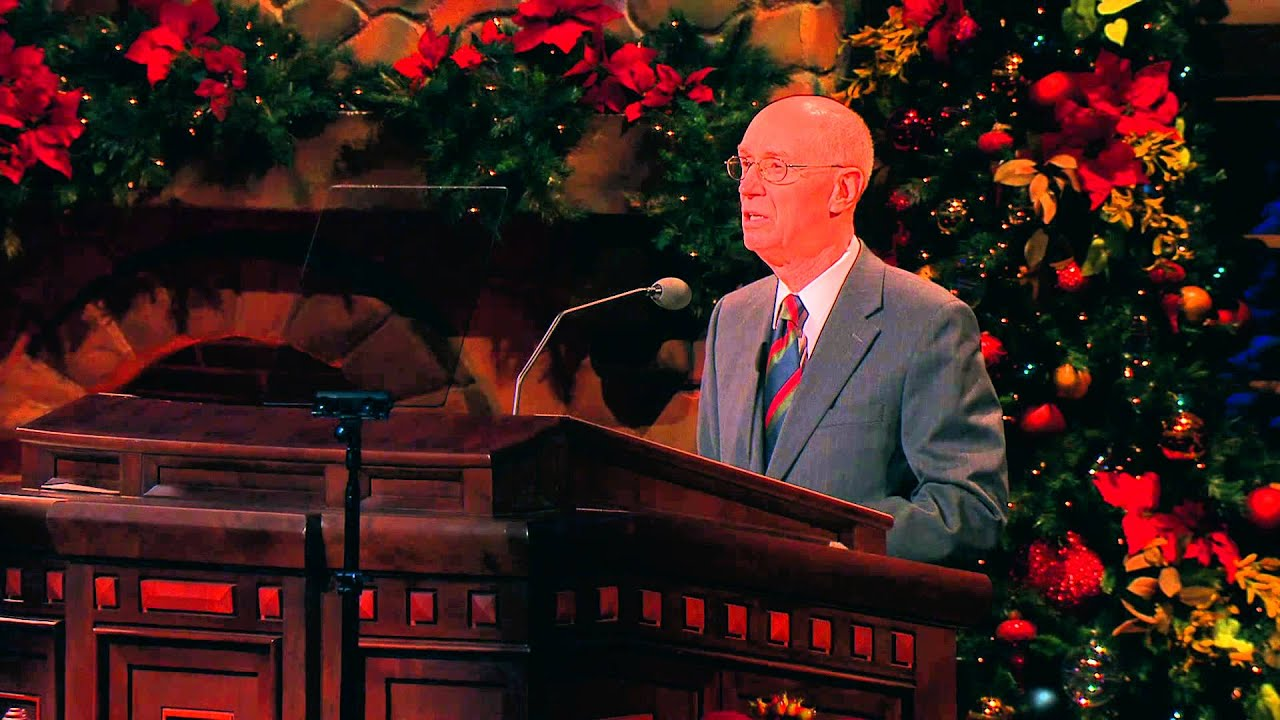 First Presidency Christmas Devotional - 2011 - YouTube