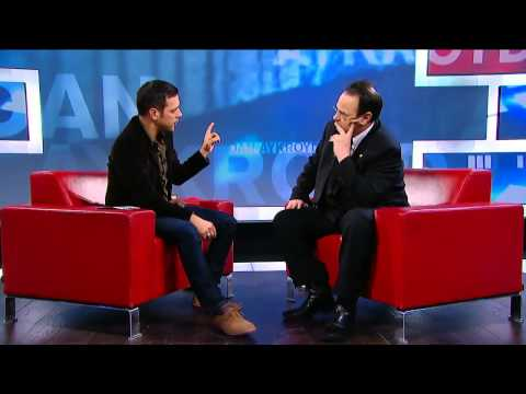 Dan Aykroyd On George Stroumboulopoulos Tonight: INTERVIEW