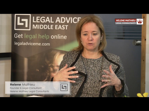 Technology in the Legal Sector by Helene Mathieu