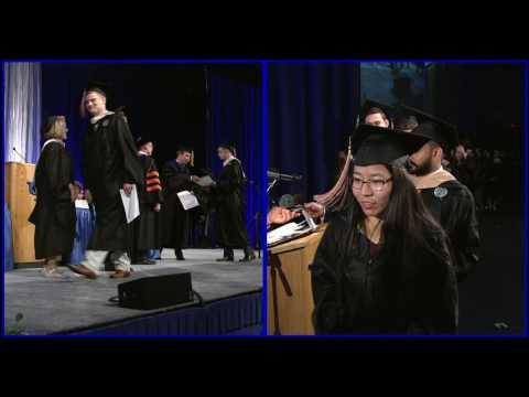 Ub School Of Management Graduate Commencement Part Of