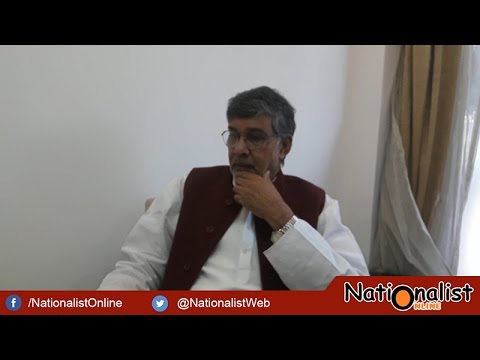 An Interview with Nobel Prize winner Kailash Satyarthi