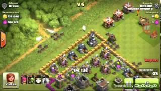 (Clash of Clans sac muito top). CLASH OF CLANS