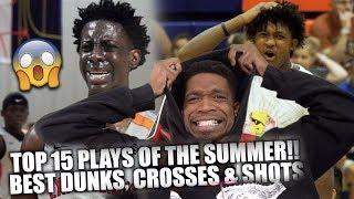 top-15-plays-of-summer-basketball-feat-bronny-james-josh-christopher-jalen-green-more