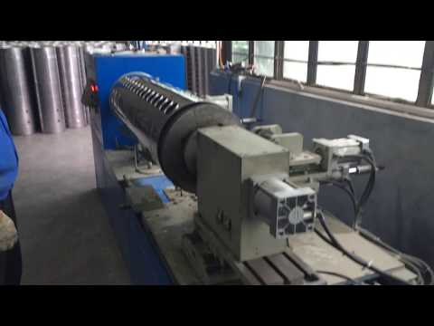 Automatic Flanging For Solar Hot Water Heater Inner Tank