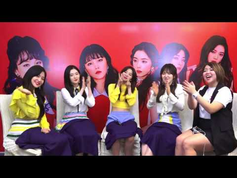 [ENG SUBS] 170502 Red Velvet interview with Malaysia Radio Station 988 @988 独家专访Red Velvet