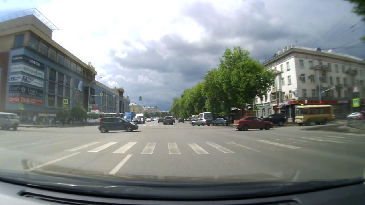 Видеорегистратор- детектор Cenmax Alpha день Уфа - YouTube