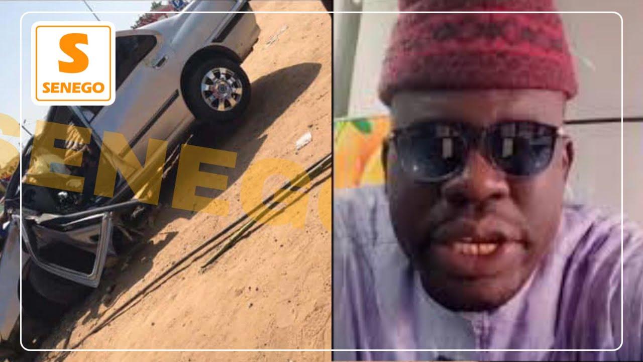 Download Urgent : Le comédien Mbaye Sapar Sapar décédé des suites d'un accident de voiture