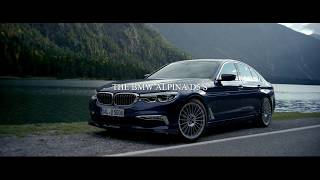 BMW ALPINA D5 S Saloon AWD (right-hand drive)
