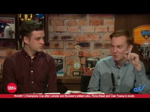 RUGBY | The Best Season in Irish Rugby History? | OTB AM