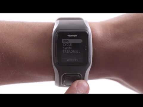 Vidéo Tomtom Multisport - Pour commencer - Voix Off