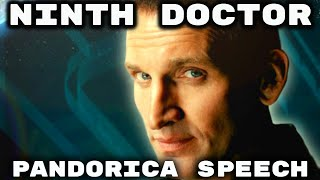 Ninth Doctor - Pandorica Speech