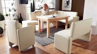 German Furniture Warehouse Collection Nova Breakfast Nook