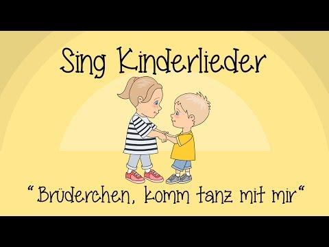 Brüderchen, komm tanz mit mir  Kinderlieder zum Mitsingen  Sing Kinderlieder