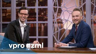Tim de Wit bij het staatsbanket - Zondag met Lubach (S09)