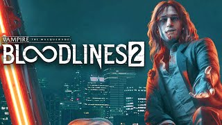 Tracking Your Prey Gameplay - Vampire: The Masquerade - Bloodlines 2 | E3 2019