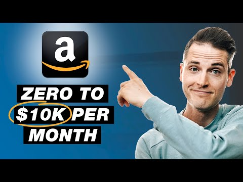 How I Make Over $10K a Month with Amazon Affiliate Marketing